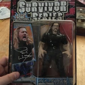 WWF figures lot of 2